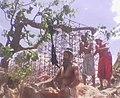 கோவை செம்மொழி மாநாடு- முனிவர் தவமிருத்தல் - மாதிரி.jpg