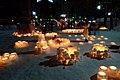 ゆきあかりin中島公園(Snow Light in Nakajima Park) - panoramio (2).jpg