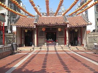 Shengwang Temple Temple in Changhua County, Taiwan