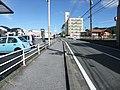 追手門から桜井町経由で葛島橋を結ぶ道 - panoramio.jpg