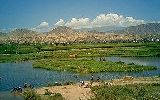 Lintao County - Image: 高速路景色 2 panoramio