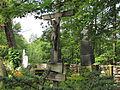 -1109 M stary cmentarz (Na Pęksowym Brzyzku) wraz z murem, bramą, drzewami i pomnikami Zakopane bgvvvv 5.jpg