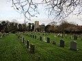 -2018-12-20 St Martins Churchyard, Overstrand (2).JPG