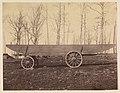-Detachment of 50th N.Y. Volunteer Engineers, Pontoon Wagon and Saddle Boat- MET DP274822.jpg
