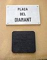 003 Plaça del Diamant, Mercè Rodoreda.jpg