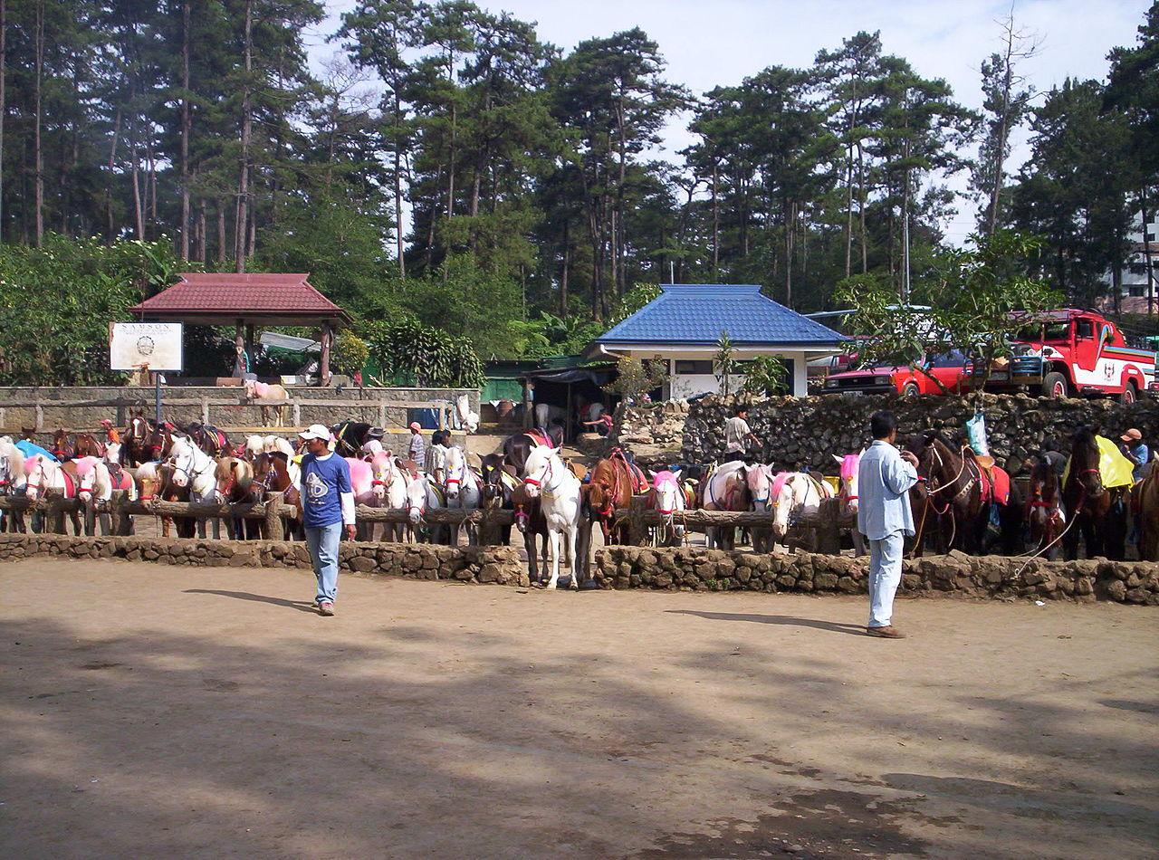 Baguio tourist spots, Baguio travel guide, The Wright park