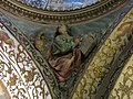 050 Església de Santa Maria (Salomó), capella del Sant Crist, l'evangelista Sant Joan.jpg