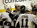 080228 Tempers flare- Penguins @ Bruins (2300427277).jpg