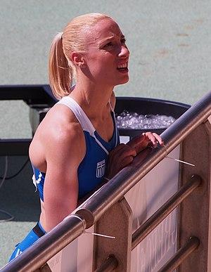 Nikoleta Kyriakopoulou - NIkoleta Kyriakopoulou