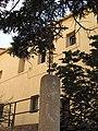 09 Església de Sant Vicenç de Castellet, creu.jpg