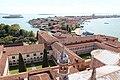 0 Venise, cloîtres de S. Giorgio Maggiore - Île et canal de la Giudecca.jpg