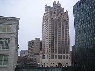 100 East Wisconsin skyscraper in Milwaukee, Wisconsin