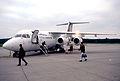112at - Lufthansa Avro RJ 85; D-AVRP@FDH;04.10.2000 (5163719945).jpg