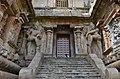 11th century Gangaikonda cholapuram Temple, dedicated to Shiva, built by the Chola king Rajendra I Tamil Nadu India (108).jpg
