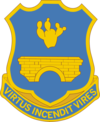 120th Infantry Regiment DUI - 2