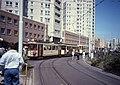 125 jaar tram in Den Haag bij Scheveningen 1989.jpg