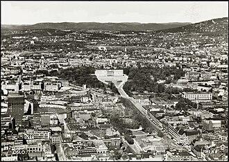 Royal Palace, Oslo - Image: 1292 A2. Oslo (11415436255)