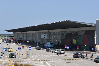 Barcelona–El Prat Airport - Terminal 2
