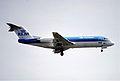 141aa - KLM Cityhopper Fokker 70, PH-KZD@ZRH,28.07.2001 - Flickr - Aero Icarus.jpg