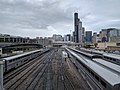 14th Street Coach Yard and Willis Tower, October 2018.jpg