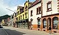 15.7.2018 Die Jugendstil-Häuser in Zell am Harmersbach wurden nach einem Brand im Jahr 1904 errichtet. 01.jpg