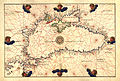 1544 Battista Agnese map of the Black Sea.jpg