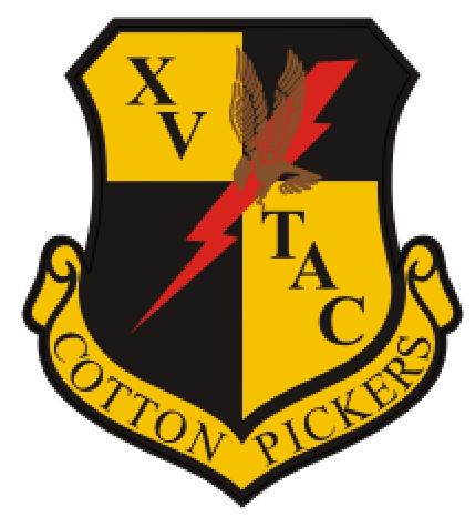 15 Tactical Reconnaissance Sq emblem
