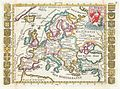 1706 De La Feuille Map of Europe - Geographicus - Europe-lafeuille-1706.jpg