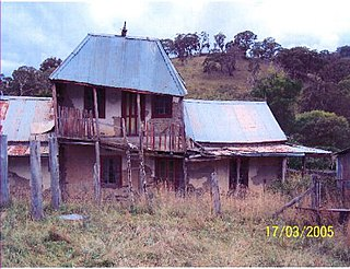 Mountain View Homestead and General Store Heritage listed homestead in New South Wales, Australia