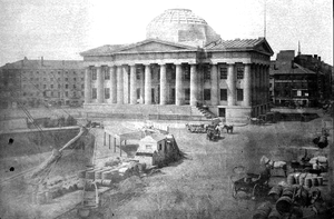 1849 in architecture - Boston Custom House