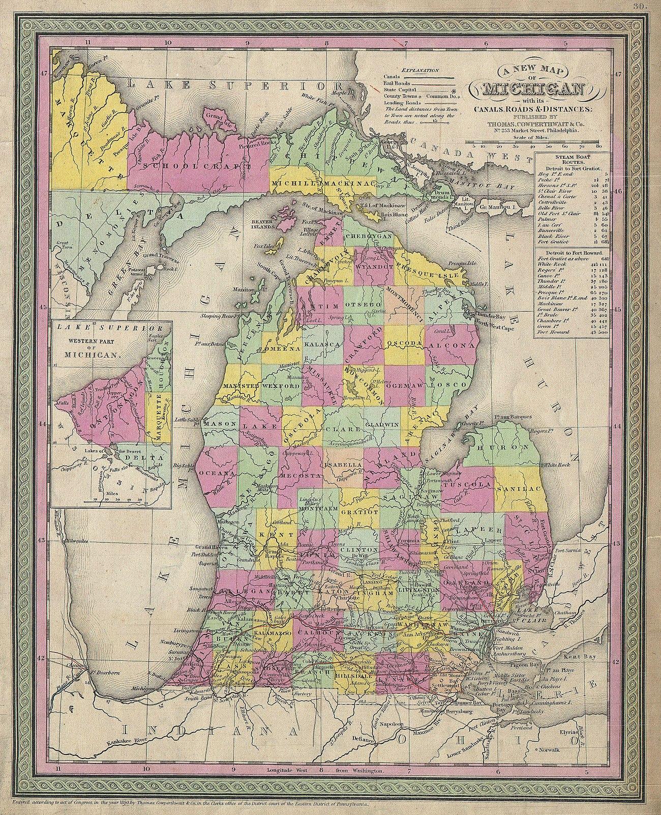 Northern Michigan - Wikipedia