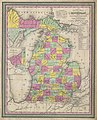 1853 Mitchell Map of Michigan - Geographicus - Michigan-mitchell-1850.jpg