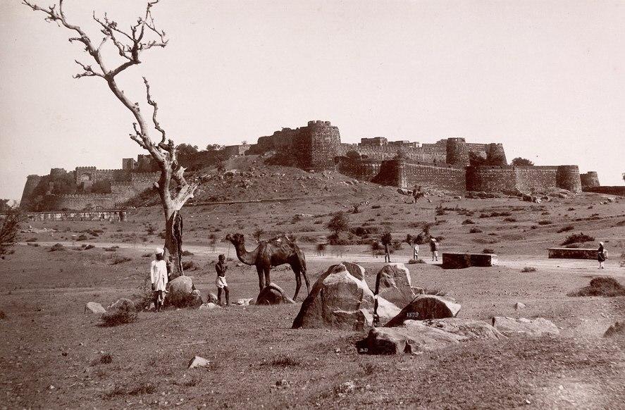 1857 jhansi fort2