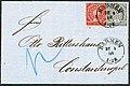1868 NDP Barmen Constantinopel Mi4&5.jpg