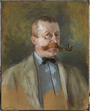 Laurence Hutton - Dora Wheeler Keith, Laurence Hutton, 1894, Princeton University Art Museum