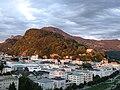 1895 - Salzburg - Kapuzinerberg.JPG