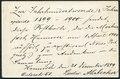 1897 A. Molling & Comp. Mercur-Karte zum 100sten Geburtstag von Kaiser Wilhelm I. Adressseite.tif
