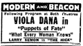 1921 Modern Beacon theatre BostonGlobe 31March.png