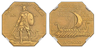commemorative for the centennial celebrations of the voyage of the ship Restauration