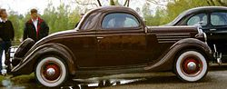 Ford V8 Coupé Modell 48 (1935)