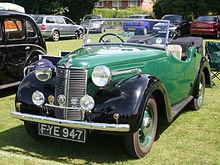 Austin brochures - British car brochures ( www.car-brochures.eu )