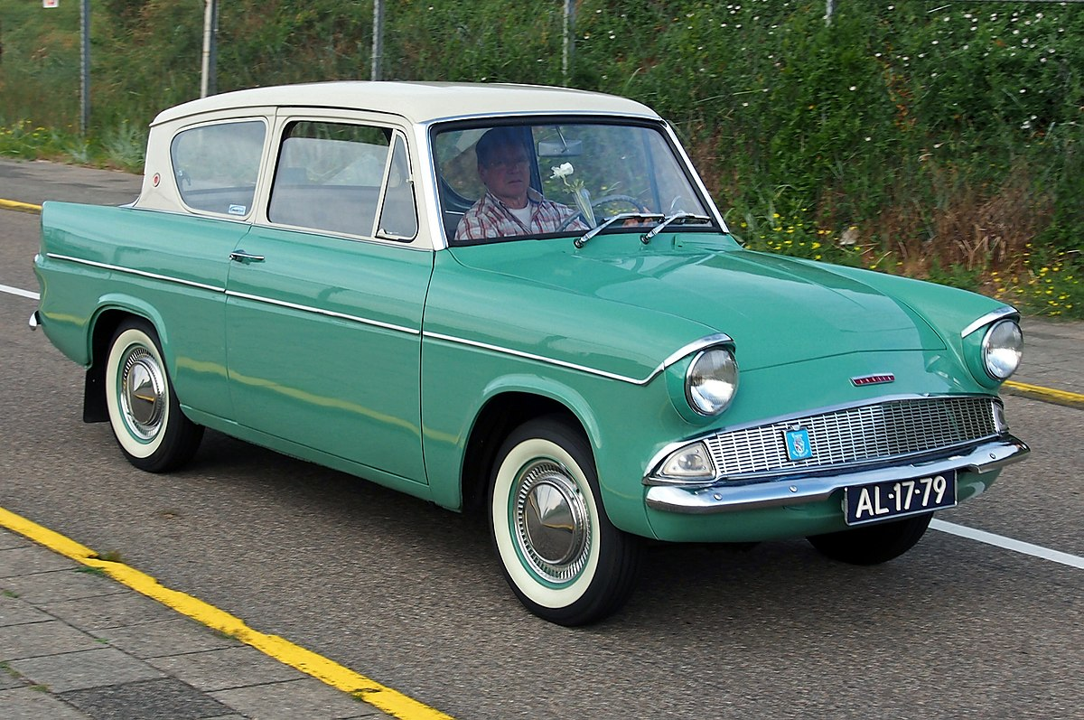 Ford Anglia - Wikipedia