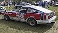 1979 Datsun 280ZX race car, ex-Paul Newman - rear left view - Greenwich 2018.jpg