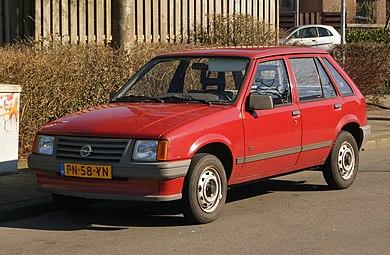 Opel Corsa - Wikiwand
