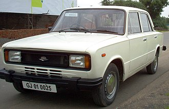 Fiat 124 - 1989 Premier 118NE