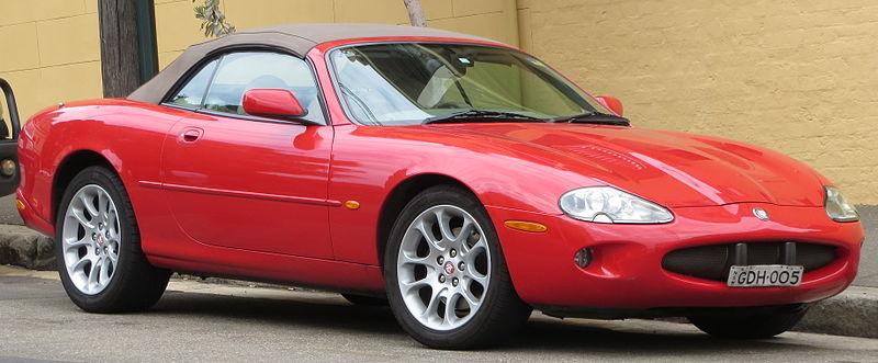 File:1999 Jaguar XKR (X100) convertible (2012-10-26) 01.jpg