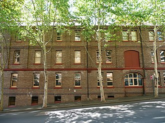 Bathurst Street, Sydney - Image: 1The Vintage (1894)