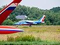 2, AFB Volkel (NL), Alphajet, Patrouille de France P1010341 (50852713981).jpg