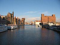 Stary port w Gdańsku