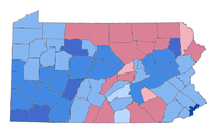 2004 PA Treasurer county results.png